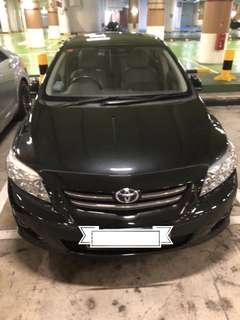 Altis for monthly rent