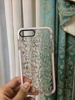Pastel Pink iphone 7plus case