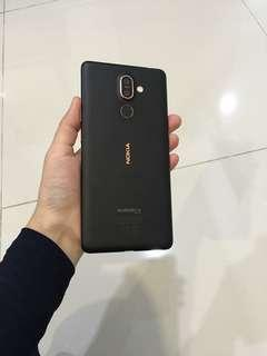 Nokia 7 plus like new