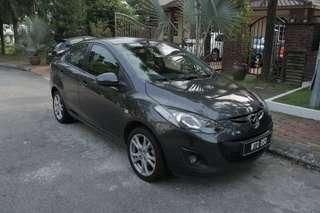 2010 Mazda 2 1.5 (A)