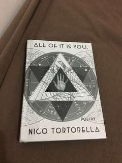"""""""All Of It Is You"""" by Nico Tortorella"""