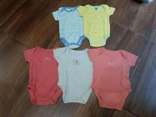 Bodysuits Mothercare Carter's