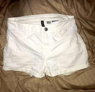 H&m high waist short