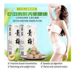 Detox Enzyme Green Plum