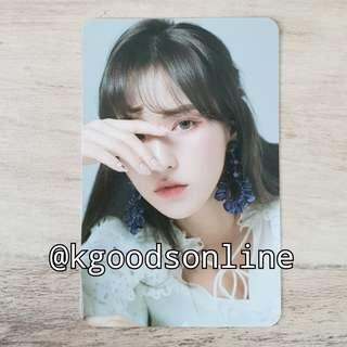 OFFICIAL | WENDY RV WITHDRAMA 2019 SEASON'S GREETINGS PHOTOCARD