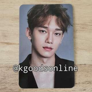 OFFICIAL | CHEN EXO WITHDRAMA 2019 SEASON'S GREETINGS PHOTOCARD