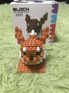 Pokemon Block - Eevee