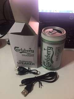 Carlsberg Multimedia Speaker