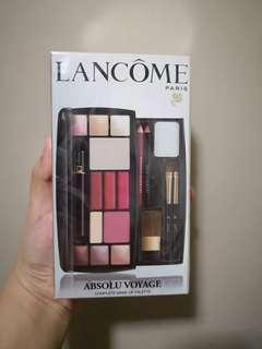 Lancome Absolu Voyage Complete Make up Palette