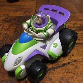 Toy story buzz light year toy car 巴斯回力車