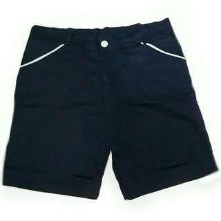 Navy Blue Chino Shorts
