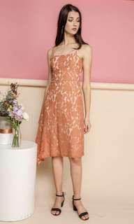 TSW Annalise Lace Midi Dress