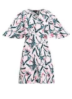 Zalora Pink Dress #CNY888