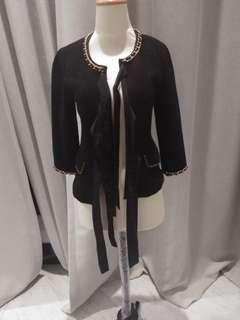 Just cavalli black blazer