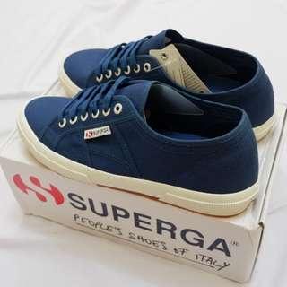 BNIB Superga Plus Cotu 2750