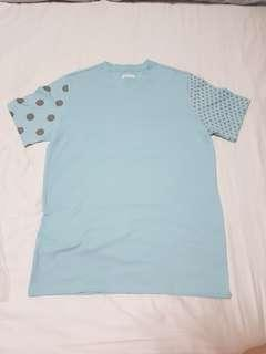Baby Blue ICNY T Shirt ( Reflective and brand new)