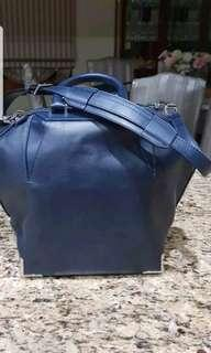 Alexander Wang Emile Tote - Navy (Never Used)