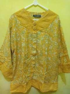 Baju batik dobi