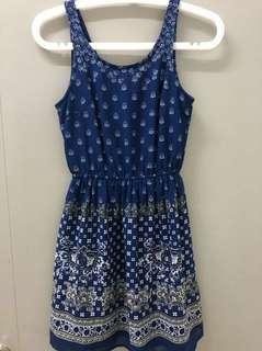 H&M bohemian dress