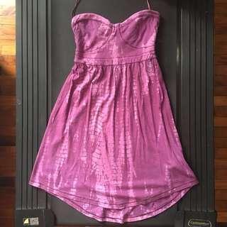 Roxy Tie-Dye Tube Dress
