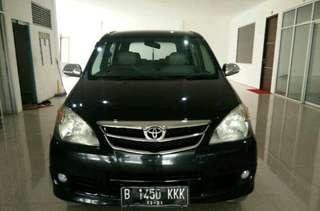 Toyota Avanza G 1.3 MT 2011