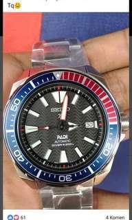 Seiko special edition padi samurai divers 200m srpb99k1