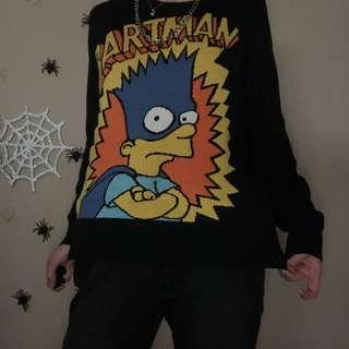 BARTMAN SWEATER