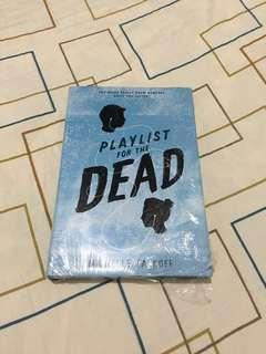 Playlist for the Dead Hardbound by Michelle Falkoff