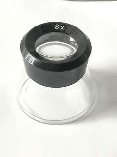 Useful Loupe Magnifier 8X