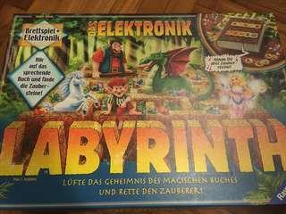 Das Elektronik Labyrinth