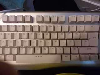 機械式鍵盤純藍光青軸
