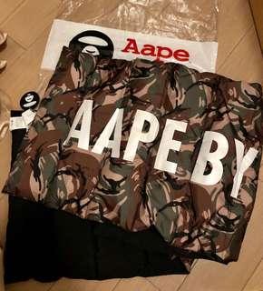 *潮物* Aape BY A BATHING APE 長毯