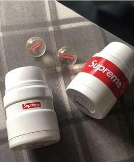 Supreme Stainless Food Jar