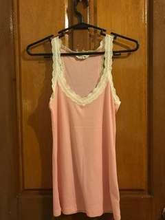 Cotton On lacey tank top