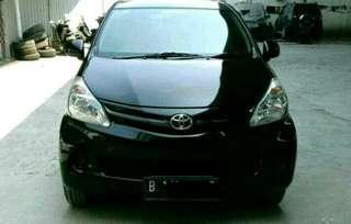 Toyota Avanza E 1.3 MT 2013