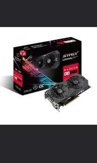 Asus RX 570 OC graphic card