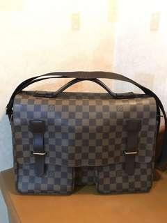 NETT! Great condition Louis Vuitton broadway 2001, After SPA