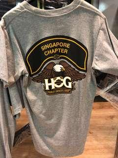 HARLEY OWNERS GROUP TSHIRT/POLO