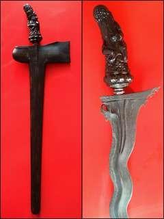 Antique Bali Keris artifact #5