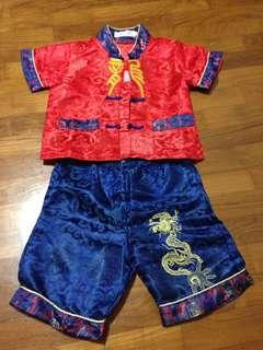 Traditional Chinese Costume cny