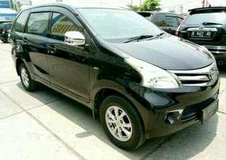 Toyota Avanza G 1.3 AT 2014