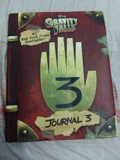 Grafity Falls Journal 3