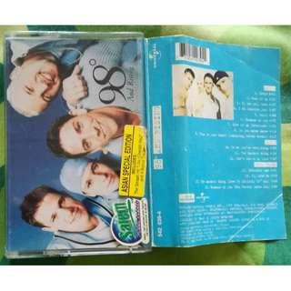 98 Degrees and Rising Cassette