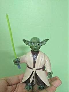 Yoda {Star Wars} figure