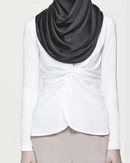Olloum / Love to dress Twist Knot blouse
