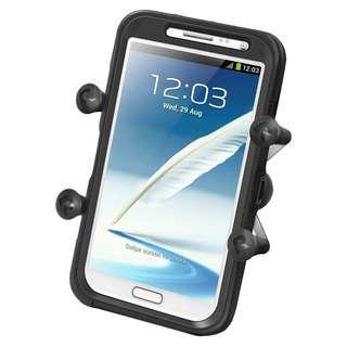 RAM UNIVERSAL X-GRIP® IV LARGE PHONE/PHABLET HOLDER WITH 1″ BALL