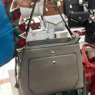 Swiss Polo Handbag