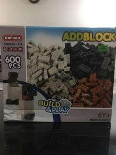 Oxford add blocks