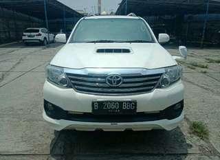 Toyota Fortuner G VNT TRD Dsl AT 2013