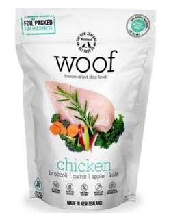🚚 WOOF Freeze Dried Chicken 50g
